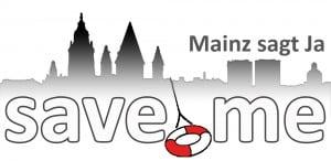 Save me Mainz Logo