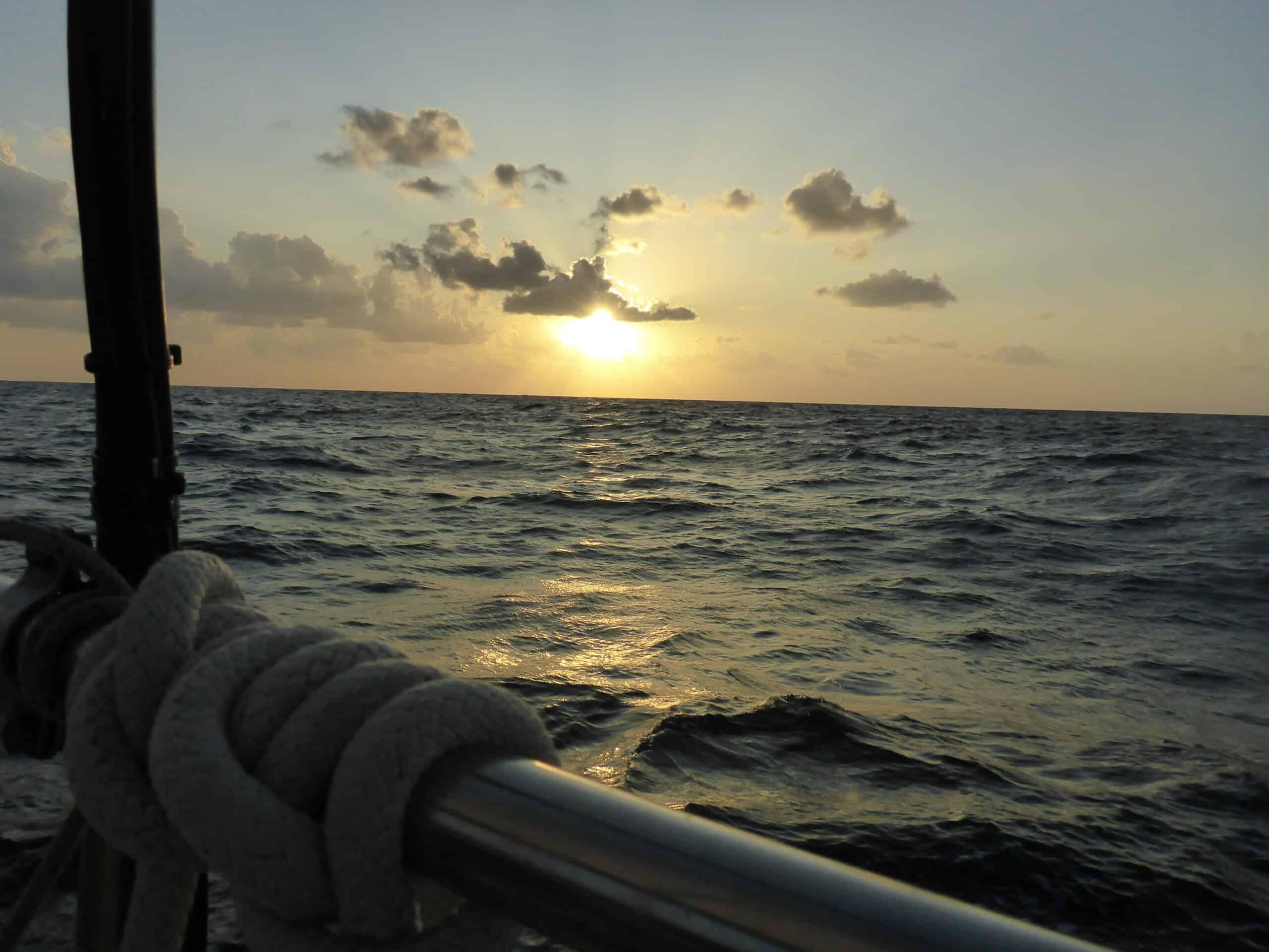 Schiff-Mittelmeer