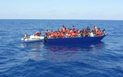 NADIR leistet Hilfe in Notlage – 91 Menschen gerettet
