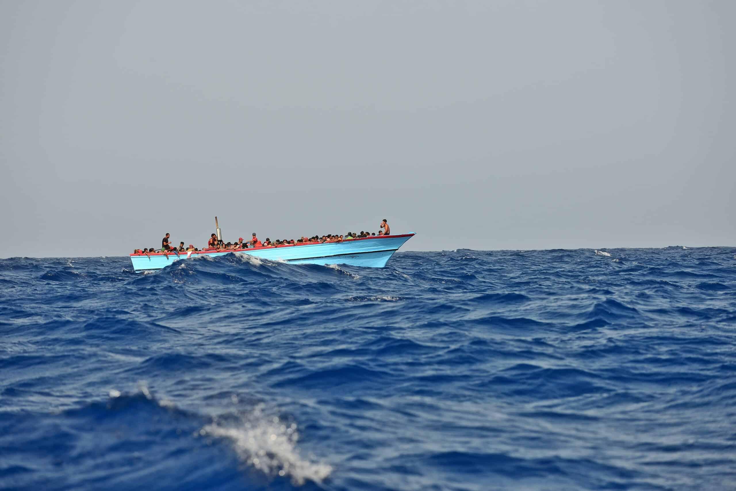 Boot_160 Menschen