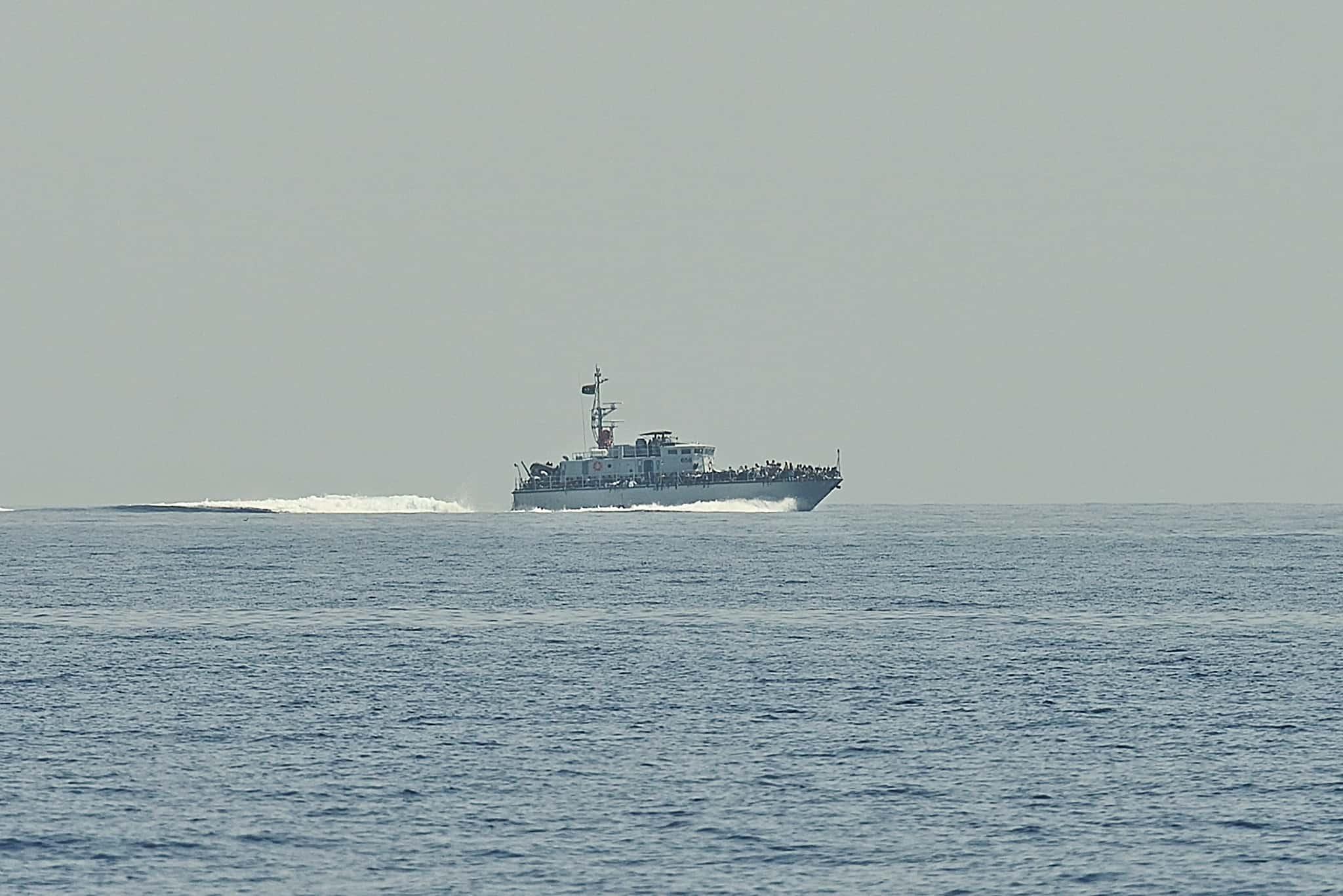 LIbysche Küstenwache_Pushbackl