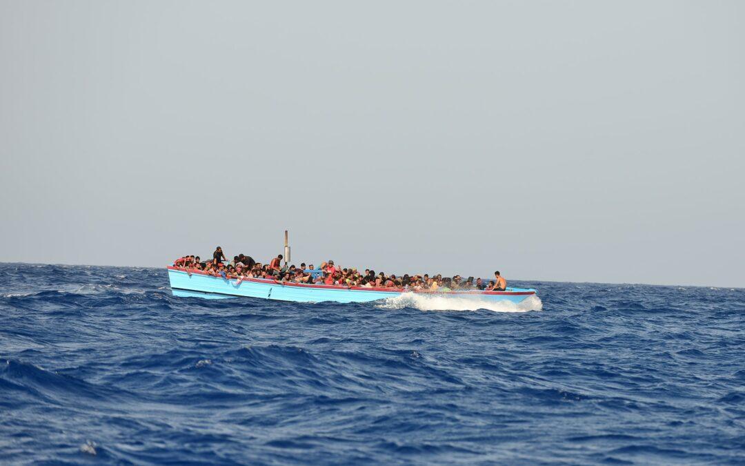 Crew der Nadir über 50 Stunden im Dauereinsatz