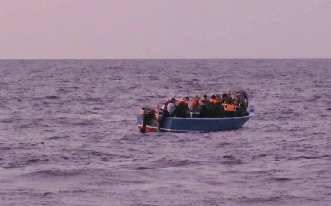 Neun Tage. Zwei Boote. 85 Menschen.